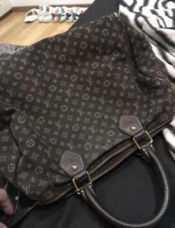 AUTHENTIC: Louis Vuitton Spedy Mini Lin