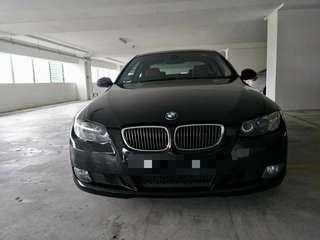 BMW 325XL 2008
