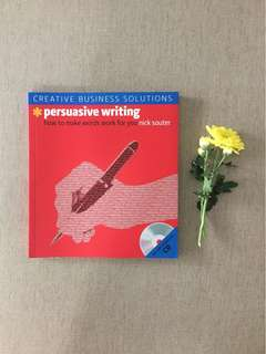 NEW Book clearance : Persuasive Writing