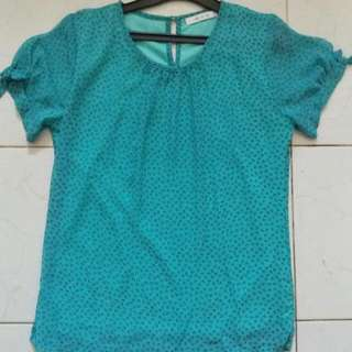 Blue Blouse 3