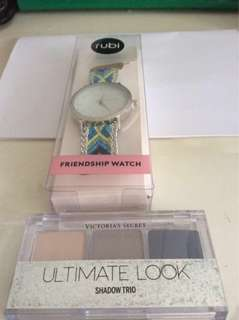 Rubi Friendship Watch (buy watch free VS eye shadow)