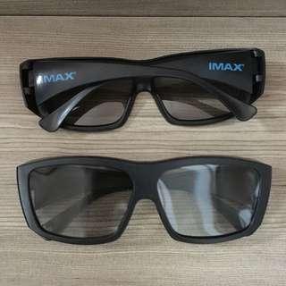 IMAX 3D Glasses 眼鏡