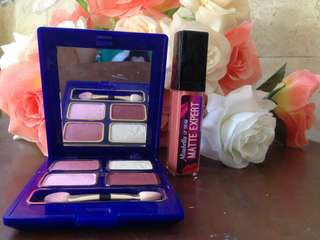 Eyeshadow Pallet shade Pattaya by Inez