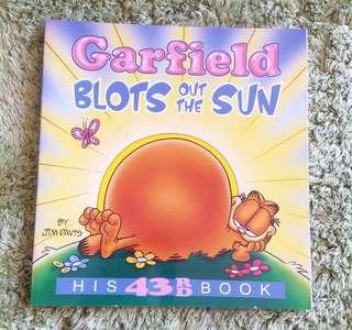 加菲貓英文圖書