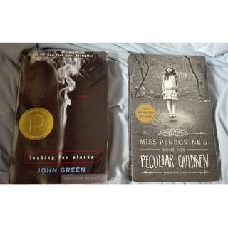 2 BOOKS FOR 300
