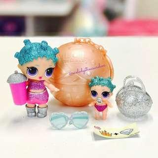 LOOKING FOR! LOL Glitter Series Big Sis Lil Sis