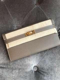 Kelly wallet eutope epsom ghw #A