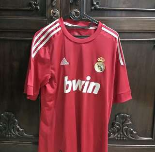 JERSEY REAL MADRID SIZE M