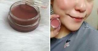 autumn clay blush