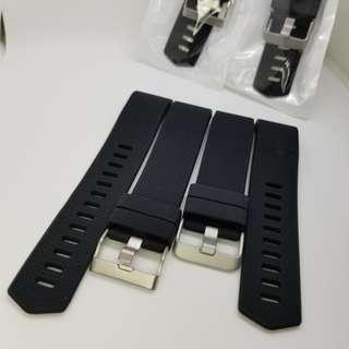 代用 Charge2 膠錶帶 手帶 Band L/G , S/P 大碼或細碼 For Fitbit Charge 2
