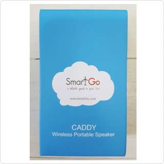 SmartGo 無線便攜式揚聲器