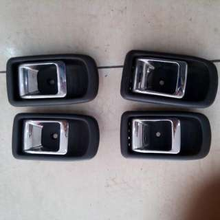 Inner Door Handle Chrome L7
