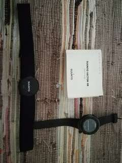 Suunto Vector HR Watch