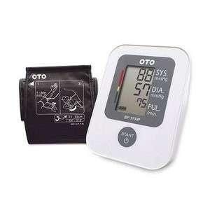 Blood Pressure Monitor OTO arm type