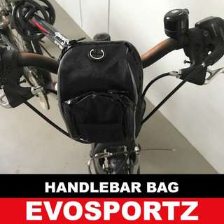 Scooter / Bicycle Handlebar Bag