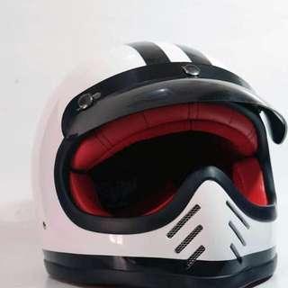 Helmet Vintage Custom
