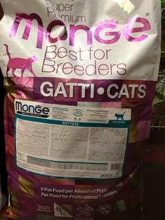 Monge Breeders Bag Kitten ( chicken base ) 10kg
