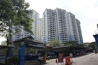 Vista Komanwel Condo, Bukit Jalil KL