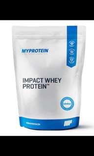🚚 My protein乳清蛋白 巧克力花生醬