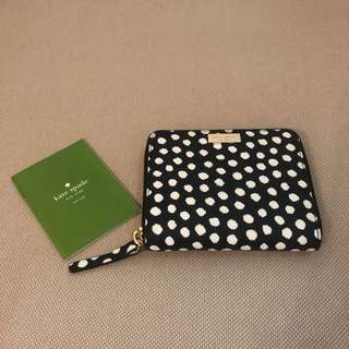 Kate Spade Kate Spade Printed Wallet Musical Dot