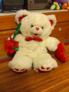 大白熊絨毛娃娃🐻高約48cm