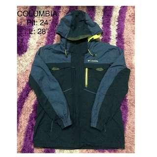 COLUMBIA Jaket (blue black)