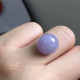 天然A貨紫羅蘭蛋面