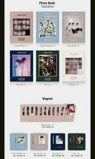 Wanna one 3rd mini Album Undivided 1÷×=1 UNSEALED