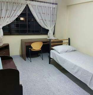 Spacious room in the heart of Toa Payoh