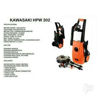 KAWASAKI HPW 302