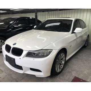 2011 BMW 320I 一手車總代理 只跑6萬