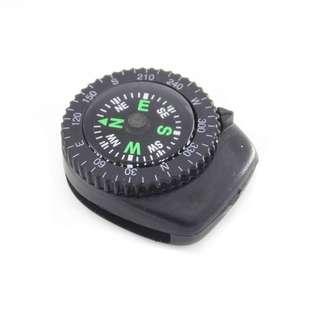 Mini Compass Decoration for Paracord Bracelet Accessories #2