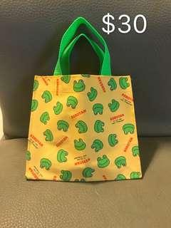 🚚 旅行青蛙購物袋
