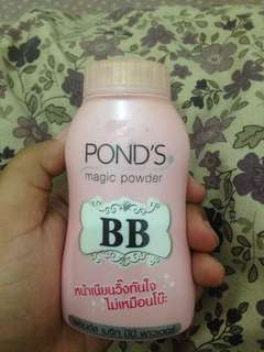 Ponds bb magic ori