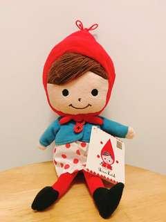 Shinzi Katoh 小紅帽公仔
