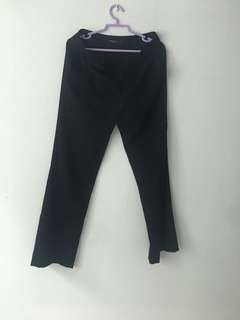 G2000 black office pants