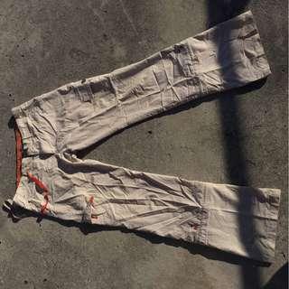Y2k/90s skater girl trousers