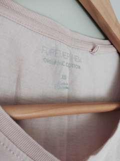 Forever New Organic Cotton Tshirt XS