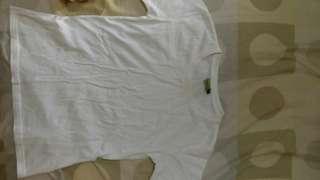 🚚 白色棉T 換物