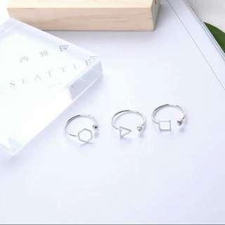 Forever 1 Rings