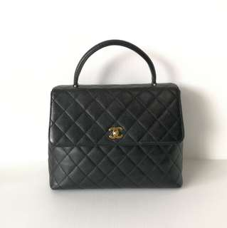 Authentic Chanel Coco Kelly
