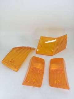 Vespa Px Signal lens replacement