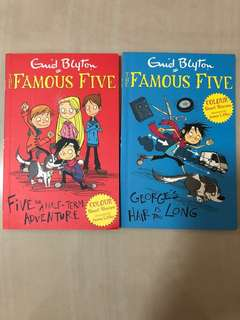 Enid Blyton - The Famous Five