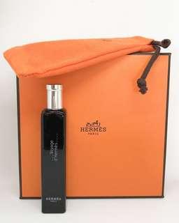 Hermes Voyage d'Hermes Parfum and Terre d'Hermes Eau de toilette travel size spray gift set