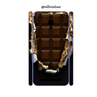 Premium chocolate bar hard/softcase(bs custom)