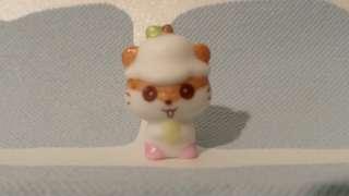 Sanrio 絕版 ck鼠 陶瓷 2004 倉鼠 陶器 擺設 吊飾 掛飾 罕 vintage