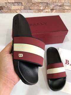 Bally Slipper, SuperMirror, Quality Persis Ori,