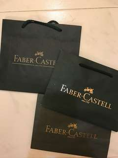Faber-Castell Paper Bag