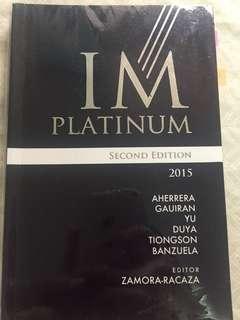 IM Platinum