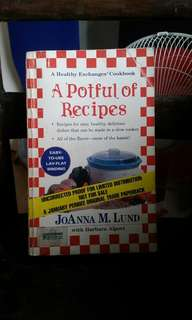 Potful of recipes cook book